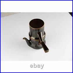 1960s Traditional Letizia Ceramic Neapolitan Coffee Maker by Luciano Mancioli