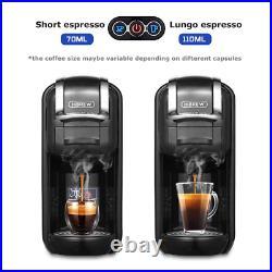4 in 1 Multiple Capsule Expresso Machine Nespresso ESEpod Coffee maker powder H2