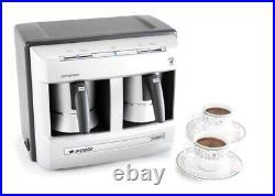 ARCELIK BEKO K-3190 P Turkish Coffee Espresso Maker Cezve Telve FIRST QUALITY