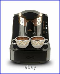 ARZUM OKKA FULL AUTOMATIC TURKISH GREEK COFFEE MAKER Machine