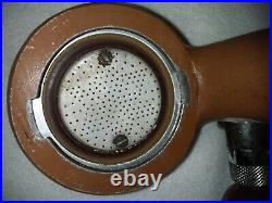 ATOMIC Espresso Cappuccino Coffee Maker BREVETTI ROBBIATI Milano Badge Italy