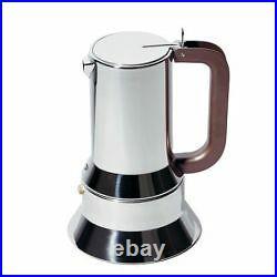 Alessi 9090/1 Espresso coffee maker 1 Cup, 7 cl Capacity