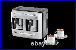 Arcelik Beko K 3190 P AUTOMATIC TURKISH GREEK COFFEE ESPRESSO MAKER MACHINE