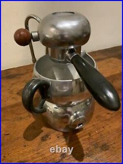 Atomic Stove Top Coffee Maker, Vintage Atomic Coffee
