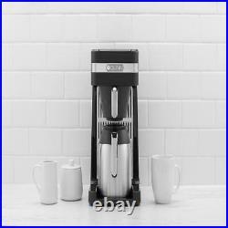 BUNN CSB3T Speed Brew Platinum Coffee Maker, Black, 10 Cup, 55200.0000