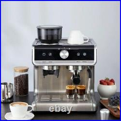Barista AUTO Coffee Bean Grinding Automatic Cappuccino Commercial Espresso MAKER