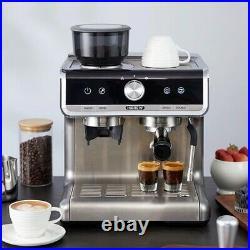 Bean Coffee Maker Barista Espresso Machine Kôf Kafe Koffie Cofee Maker Frother