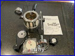 Bellman CX25P Stainless Stovetop Espresso Coffee Maker and Steamer