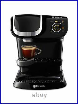 Bosch Tassimo My Way Coffee Machine, Black TAS6002GB Coffee Maker New
