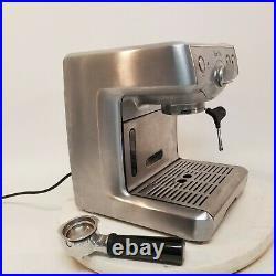 Breville 800ESXL Espresso Coffee Cappucino Machine Maker Duo-Temp Steel 800ESXL