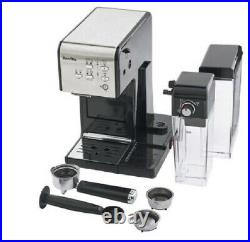 Breville Curve VCF107 One Touch Easy Measure Coffee Maker Machine Black