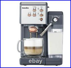 Breville Curve VCF109 One Touch Easy Measure Coffee Maker Machine Grey
