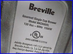 Breville Keurig K Cup Single Cup Coffee Brewer Maker