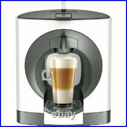 Breville Nescafe Dolce Gusto Oblo Capsule Coffee Tea Cold Machine Maker -White