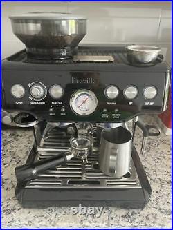 Breville The Barista Express BES870BSXL Coffee Maker Black