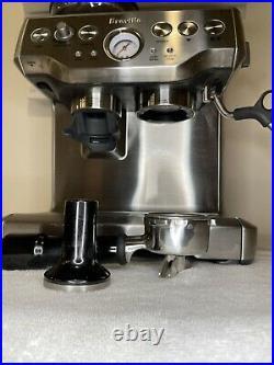 Breville The Barista Express BES870BSXL Coffee Maker Stainless Steel