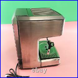 Brim 19 Bar Espresso Maker TSK1859B Baristas Coffee & Artisans Silver #PM0190