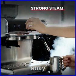Coffee Maker Barista Espresso Machine Kôf Kafe Koffie Cofee Maker Frother Cafe