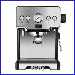 Coffee Maker Barista Espresso Maker Coffee Machine 15 Bars Semi-automatic