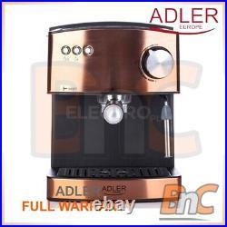 Coffee Maker Machine Espresso Cappuccino Proffesional 850 W Digital Barista
