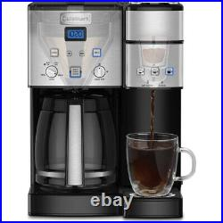 Cuisinart SS-15 12-Cup Coffee Maker and Single-Serve Brewer with Warranty Bundle