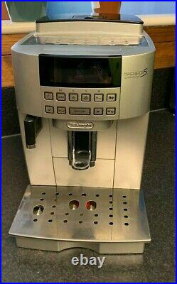 De Longhi ECAM22.360. S Magnifica Bean To Cup Coffee Maker With Fault