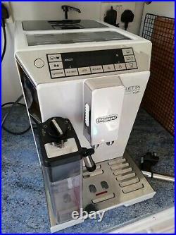 De'Longhi Eletta Cappuccino TOP Coffee Maker ECAM45.760. W
