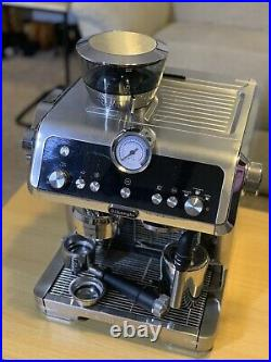 De'Longhi La Specialista Coffee Maker Stainless Steel