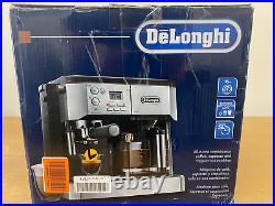 DeLonghi AMAZING! All-in-one Coffee & Espresso Maker Cappuccino Latte Machine