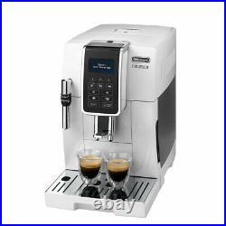 Delonghi ECAM350.35. W Dinamica 1.8 L Bean To Cup Coffee Maker White C Grade