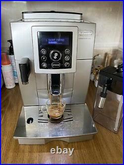 Delonghi Magnifica Bean to Cup Coffee Machine Cappuccino Latte Espresso Maker