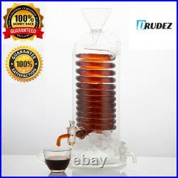 Dutch Auto Coffee Cold Drip Water Drip Brew Coffee Maker Serve For Barista 250ml