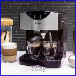 Espresso Cappuccino Latte Coffee Maker Home Office Machine Expresso Cappacino