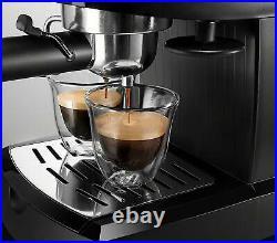 Espresso Cappuccino Maker BAR Pump Coffee Machine Commercial Maquina De Cafe