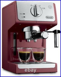 Espresso Coffee Maker Machine Cappuccino Latte 15 Bar Brew Automatic Drip NEW