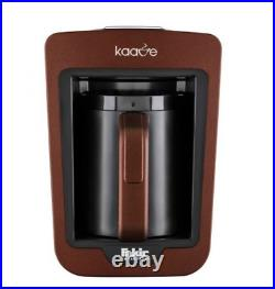 Fakir Kaave Automatic Turkish Coffee Machine Kaffeekocher Coffee Maker Colours