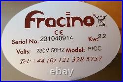 Fracino Piccino Dual Boiler Espresso Coffee Machine Prosumer Francino Duel Twin