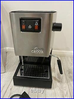 GAGGIA CLASSIC COFFEE MACHINE MAKER 2009 model Great Condition
