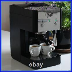 Gaggia 15 Bar Barista Espresso Machine Cappuccino Latte Coffee Maker