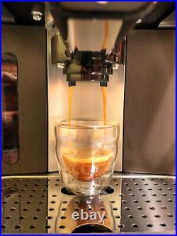 Gaggia Carezza Deluxe Espresso Machine Coffee Maker, 15 Bar