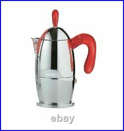 Guzzini Zaza One Cup Art & Cafe Coffee Espresso Maker Percolator Cafetiere Pot
