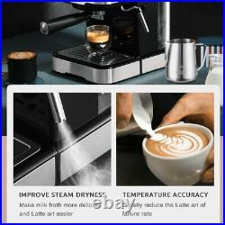 HiBREW Espresso coffee machine semi automatic Capsule expresso Coffee Maker NEW
