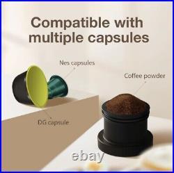 HiBREW Portable Coffee Machine for Car DC12V Expresso Maker Nespresso