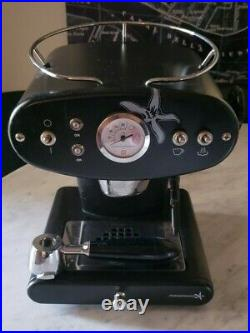 ILLY FRANCIS FRANCIS Black X1 espresso maker coffee machine made in Italy $595