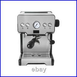 ITOP Household Italian Semi-Automatic Coffee Machine Espresso Cappuccino Maker