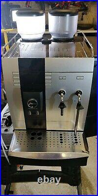 Jura Impresssa X9 Coffee Maker Silver