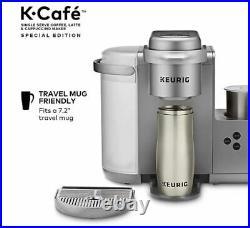K-Café Special Edition Single Serve Coffee, Latte & Cappuccino Maker