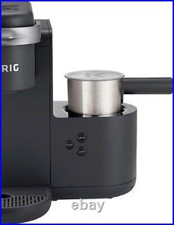 Keurig K-Cafe Single Serve Coffee Maker Black