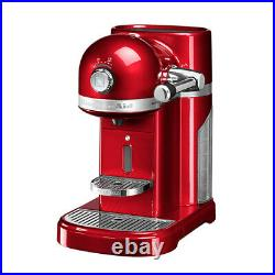 KitchenAid Artisan Nespresso Candy Apple Coffee Maker