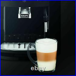Krups EA8100 NEW Bean to Cup Coffee Machine Automatic Espresso Maker Carbon